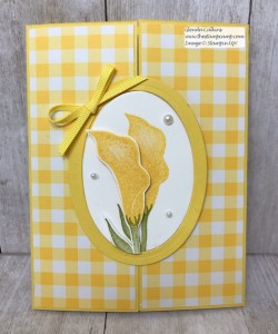 Interlocking Daffodil Delight Lasting Lily