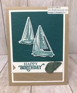 July Paper Pumpkin & Sail Away Home