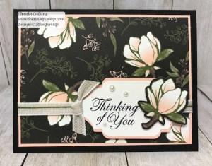 Magnolia Lane Designer Series Paper & Band Together