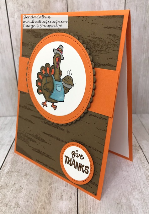 Birds of a Feather will take you from Halloween through Valentines day with its cute bird critters. Details on my blog Here : https://wp.me/p59VWq-apJ #stampinup #birdsofafeather #thestampcamp #thanksgiving