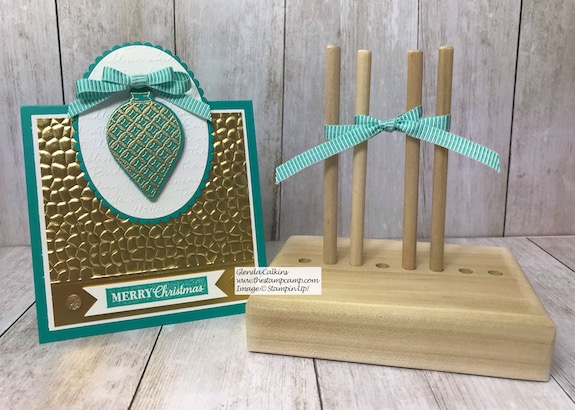Dean's Double Bow Maker; make quick and easy bows for cards and projects in no time. Has a video with all the different bows you can create. Details Here https://wp.me/p59VWq-aAn #thestampcamp #bowmaker