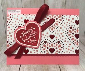 Heartfelt Bundle Valentine Card