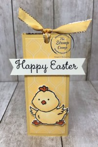 Welcome Easter Hershey Bar Treat Holder