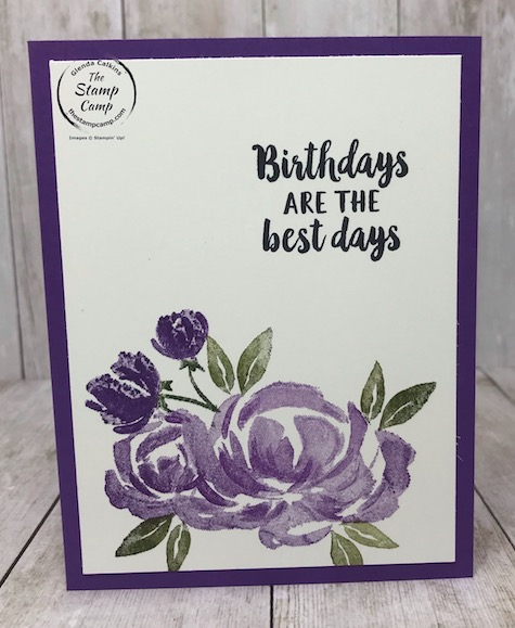 The Beautiful Friendship stamp set makes some quick simple stamped cards. Details are on my blog here: https://wp.me/p59VWq-aVs . #stampinup #thestampcamp #beautifulfriendship