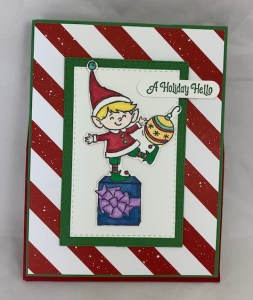 More Handcrafted Christmas Cards to Share