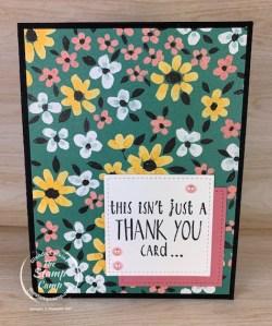 Saturday Sketch - Flower & Field Designer Paper