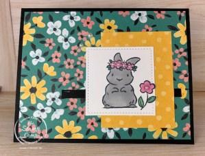 Saturday Sketch - Springtime Joy Stamp Set