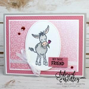 Sale-a-bration FREE Darling Donkeys PDF file