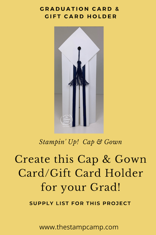 Graduation Gifts complete with Graduation Stole