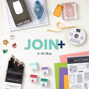 Announcing How To Join My Team Promotion With Stampin' Up!