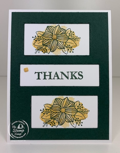 Picture This Dies with June Paper Pumpkin Kit Stampin' up!