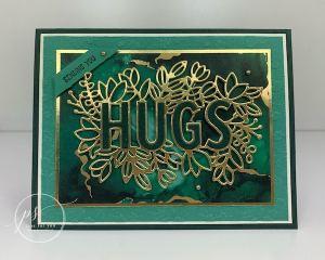 Sending Hugs Bundle and Expressions In Ink Designer Paper