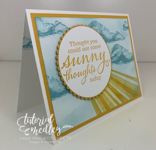 Stampin' Up! After the Storm