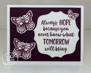 Hope Box Paper Pumpkin August 2021 Kit Available for 1 Week!