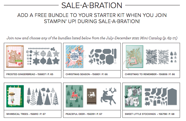 Become a Stampin' Up! Demonstrator & join My Team