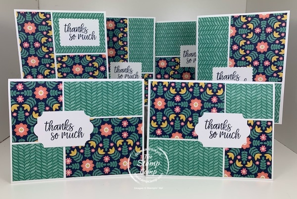 In Symmetry Stampin' Up!
