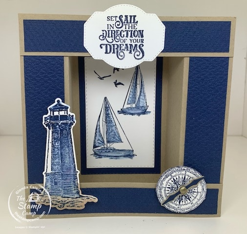 Sailing Home bundle Smooth Sailing Dies