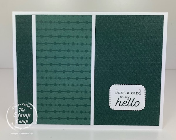 Stampin' Up! In Color Club cards