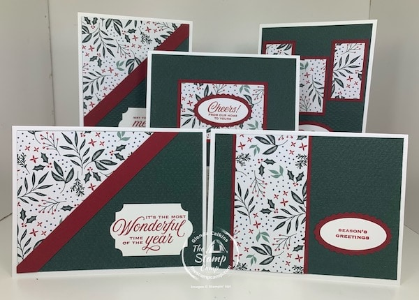 Tidings of Christmas DSP with Tidings & Trimmings Bundle