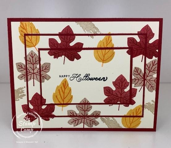 Haunts Harvest Paper Pumpkin Kit 2021