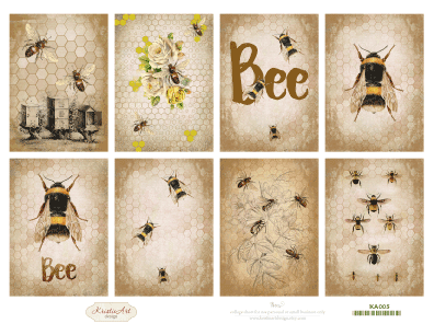 KA005-Bees