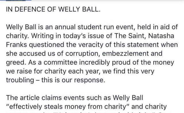 welly ball