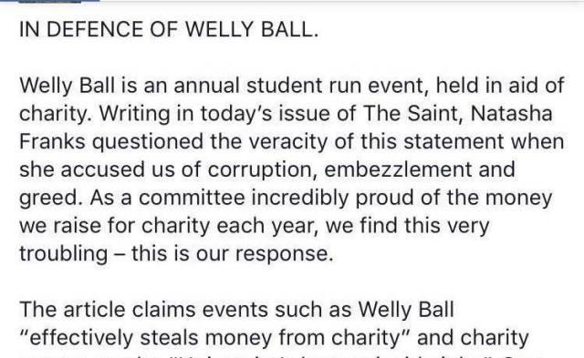 welly ball