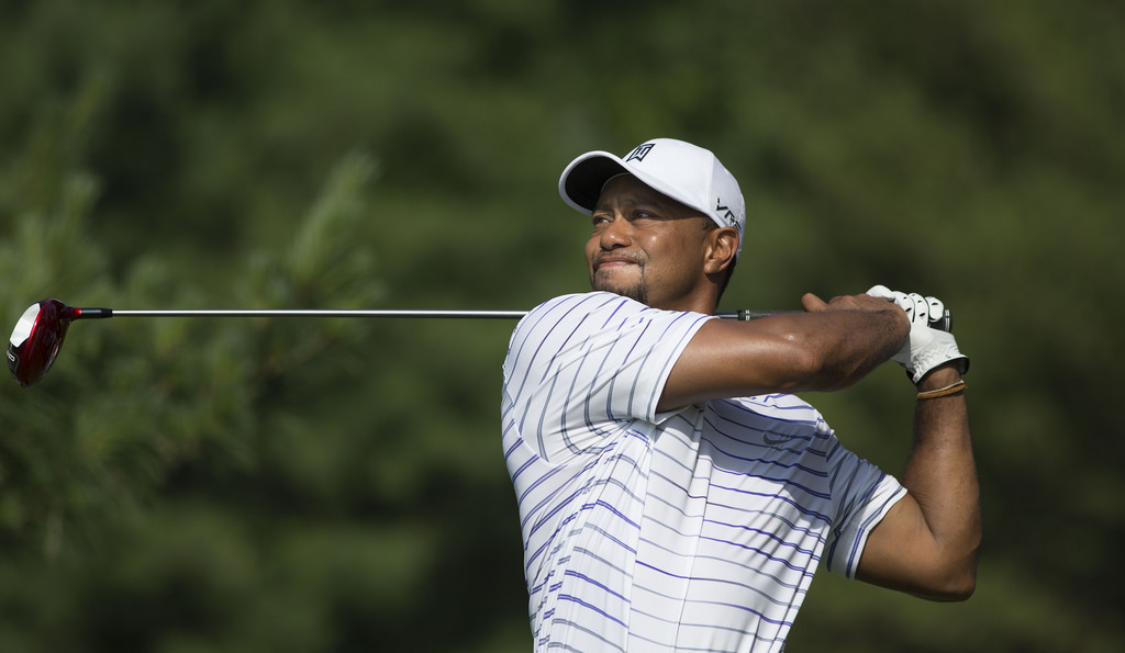 Tiger Woods – A Tale of Two Halves