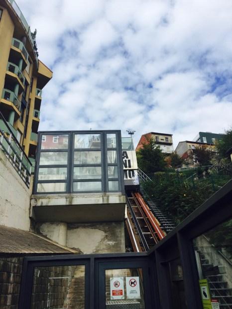 Funicular del Río de la Pila