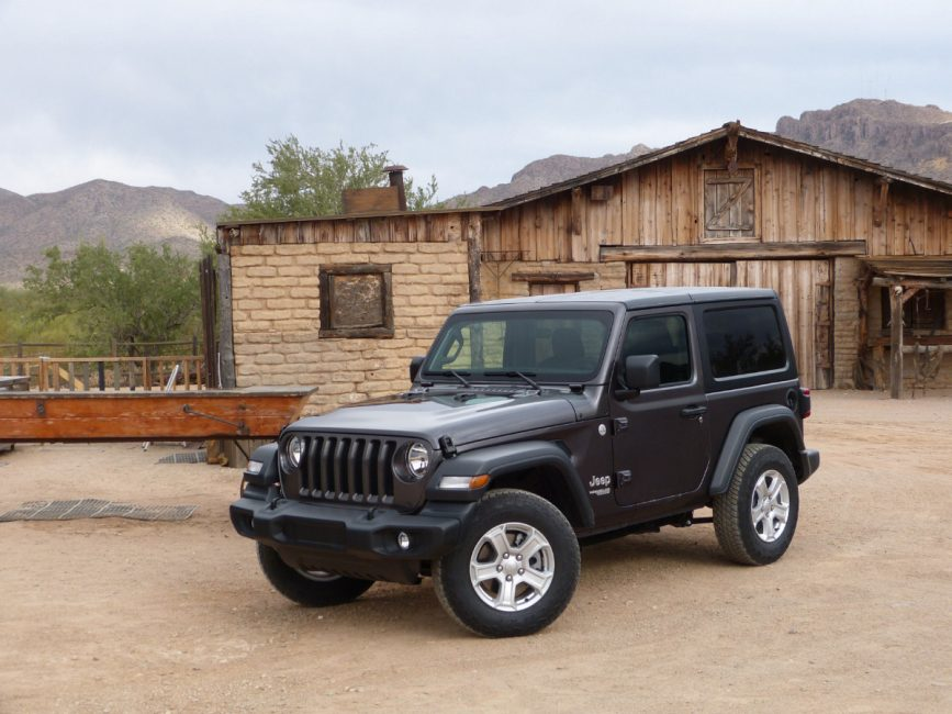 2018 Jeep Wrangler Is All-new, And You're Gonna Love It