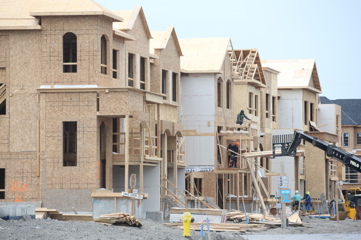 New Home Sales Soar In June, As Condos Dominate Market