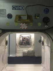 Inside the Space Station!