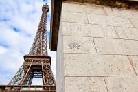 Eiffel Tower Space Invader