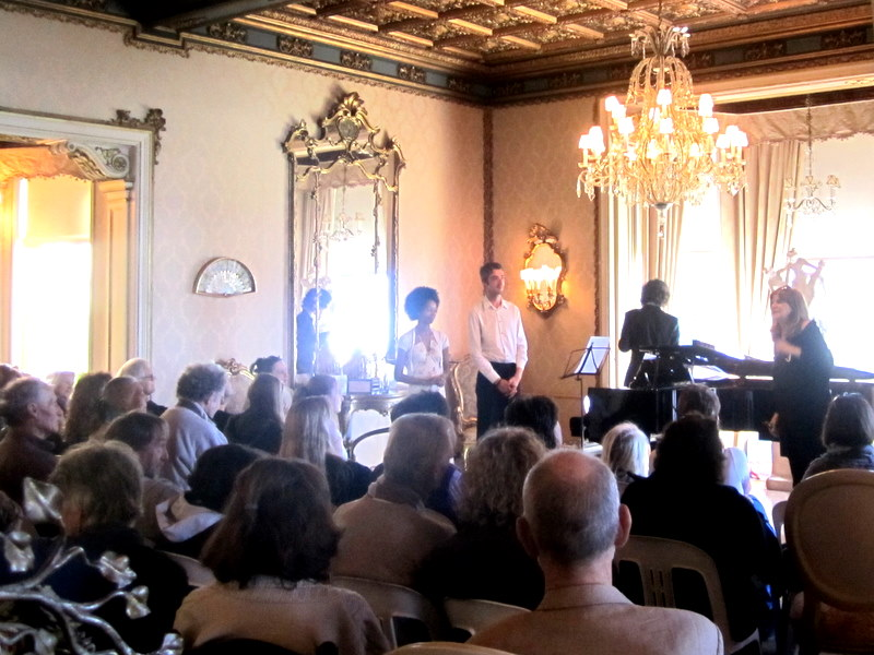French Composers Muizenberg Concert