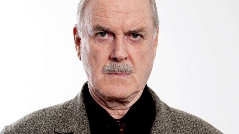 John Cleese Brings His Alimony Tour to Cape Town