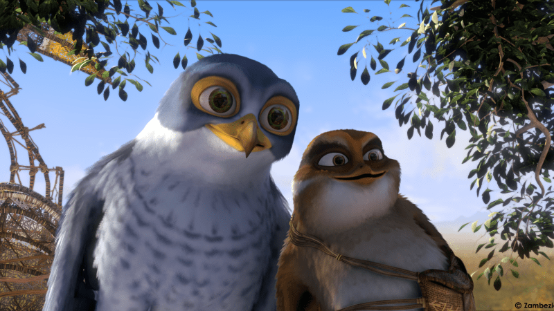 South Africa's New Animated Feature Film To Hit Cinemas This December!