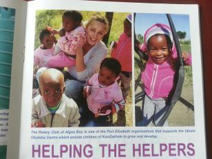 Rotary Africa Magazine March 2013