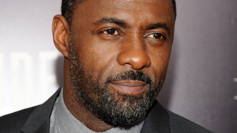 Mandela biopic starring Idris Elba coming soon!