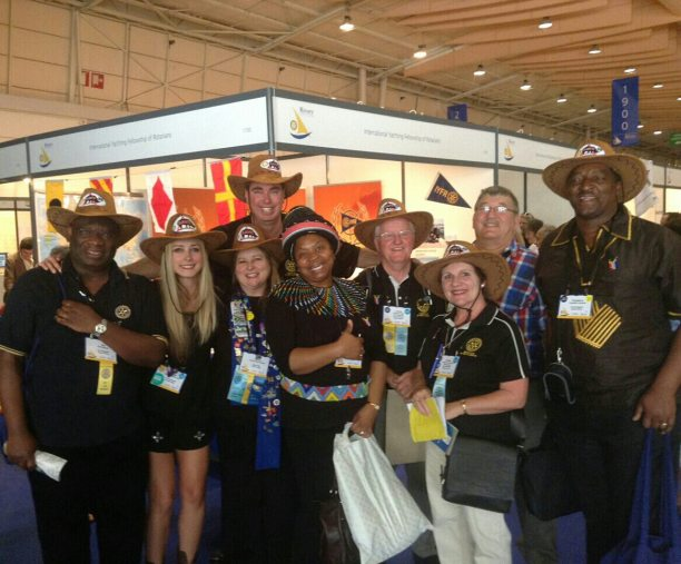 Rotary International Convention in Lisbon, Portugal