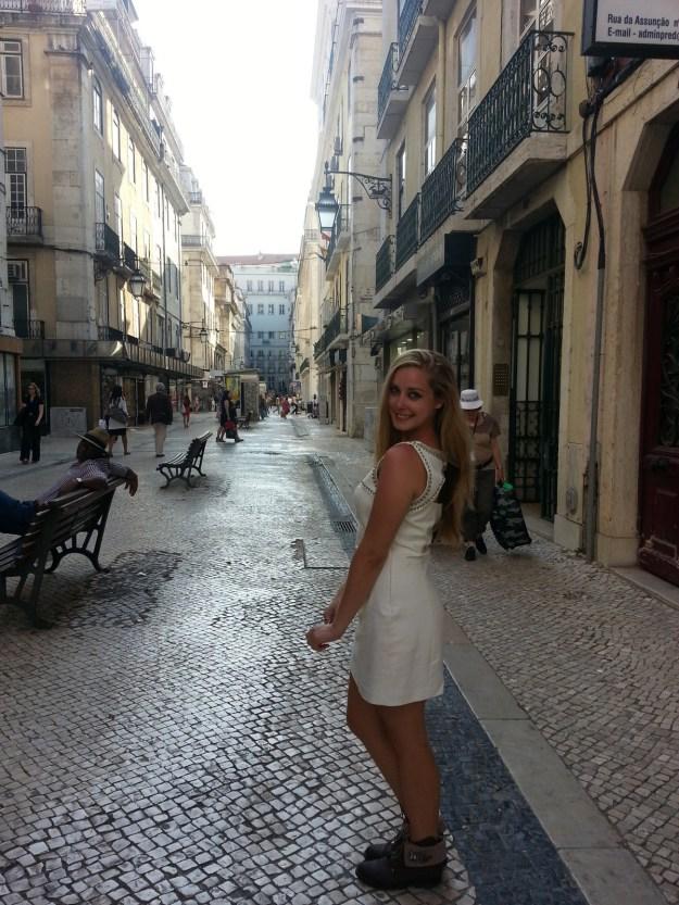 Tamika Doubell Lisbon Travel