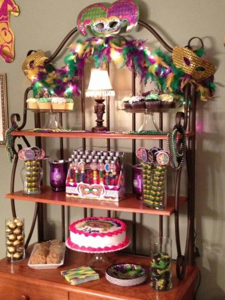 Mardi Gras Party Ideas