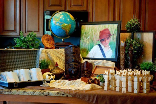 Indiana Jones Party Ideas