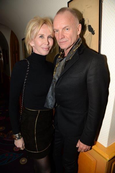 Trudie & Sting