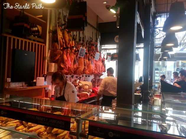 Mercado De San Miguel Spain