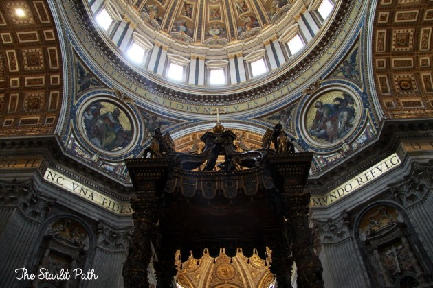 Rome Italy St Peter's Basilica