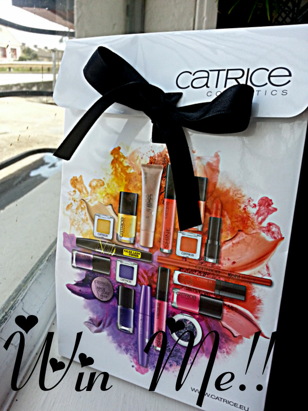 Catrice Cosmetics Giveaway