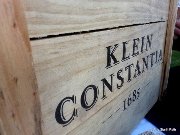Klein Constantia MAD Charity Eddy Merckx