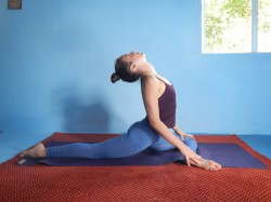 Yoga poses to open Sacral Chakra