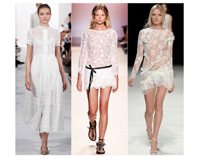 Racey Lacey Fashion Trend SS14: Oscar de la Renta, Isabel Marant, Nina Ricci