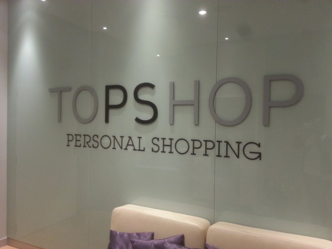 Top Shop Personal Shopping Cape Town